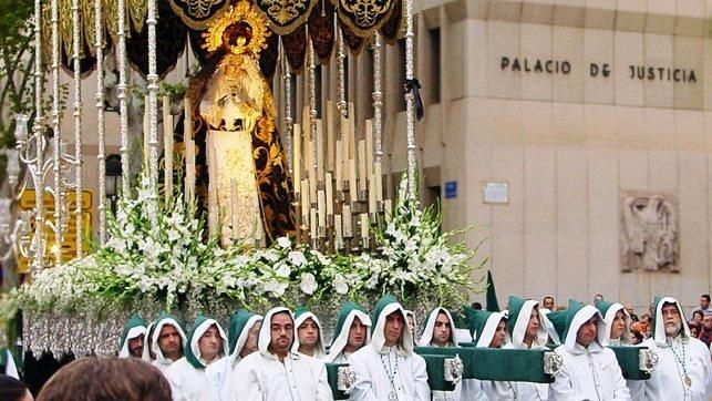 La Junta de Cofradías de Albacete suspende las procesiones de Semana Santa