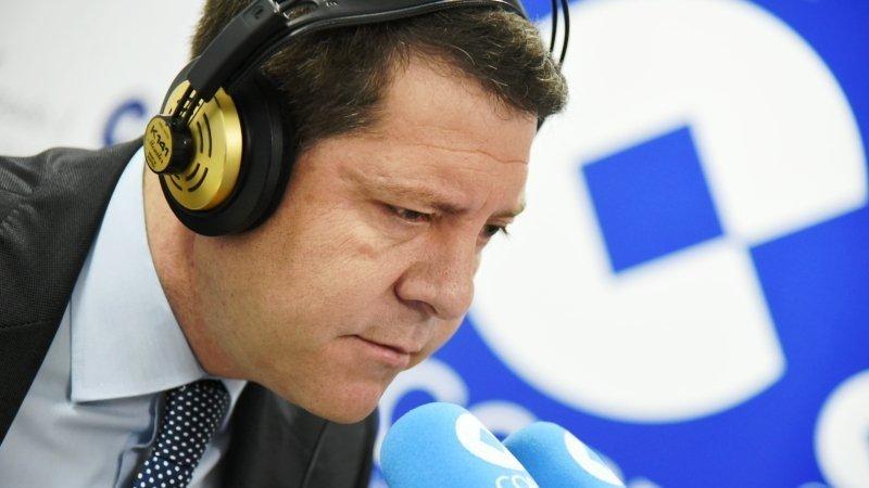 García-Page defiende modificar el estado de alarma para adelantar el toque de queda