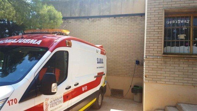 Muere un operario de 46 años tras caer desde el techo de una empresa donde trabajaba