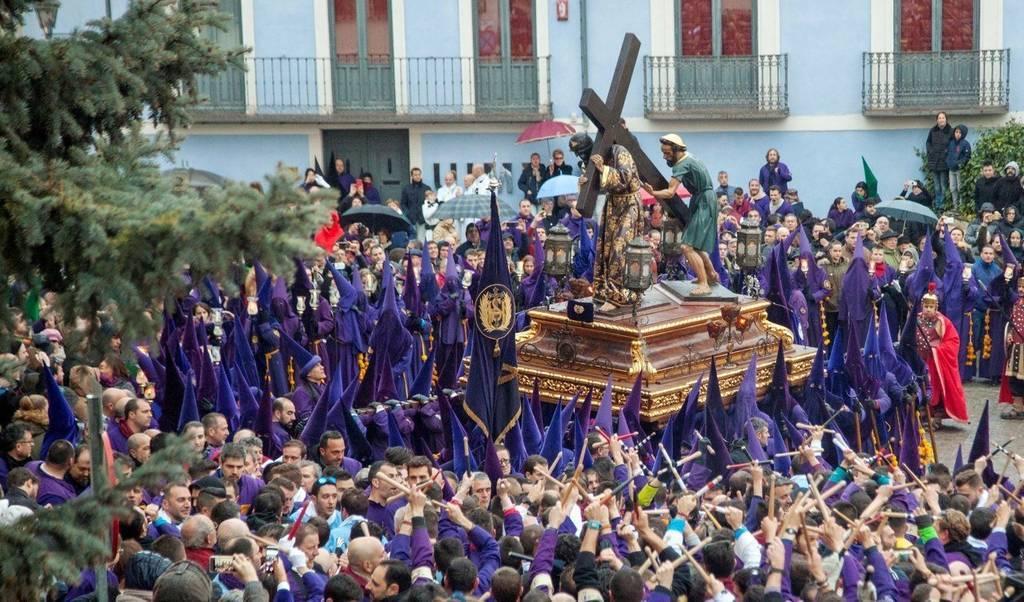 Suspendidas las procesiones de la Semana Santa de Cuenca de este año