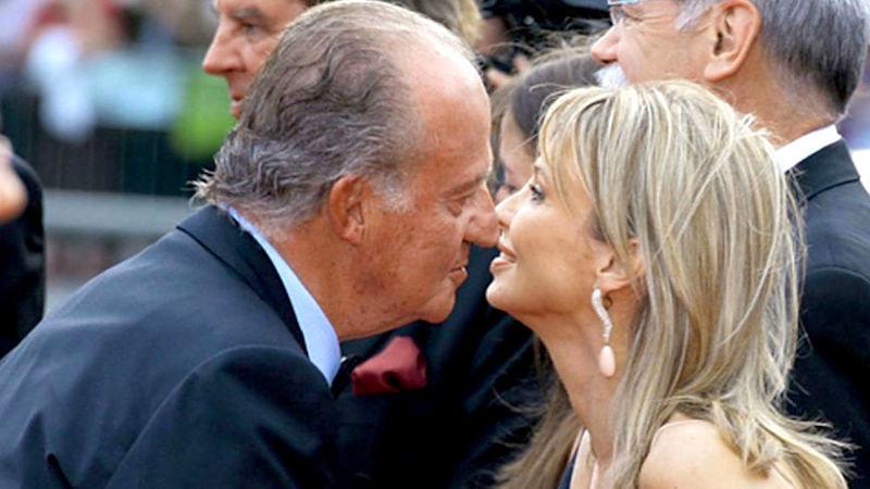 ¡Bomba! La extraña familia que el rey Juan Carlos tenía escondida con Corinna y sus exmaridos