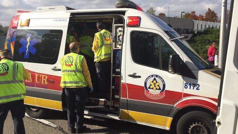 Muere una mujer de 44 años tras ser atropellada por un coche al cruzar una avenida