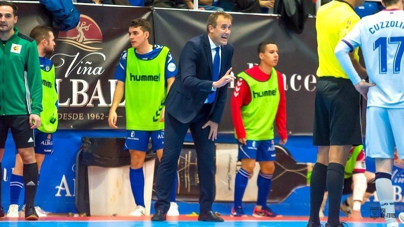 David Ramos y Edu Sousa, quintos clasificados en 'Futsal Planet Awards 2020'