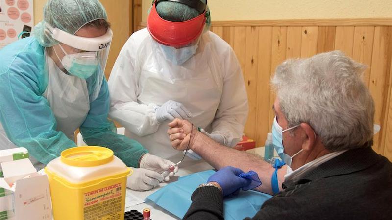 Castilla-La Mancha suma 86 fallecidos y 6.409 nuevos casos de coronavirus en 24 horas