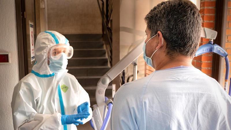 Castilla-La Mancha suma 73 fallecidos y 6.679 nuevos casos de coronavirus el fin de semana