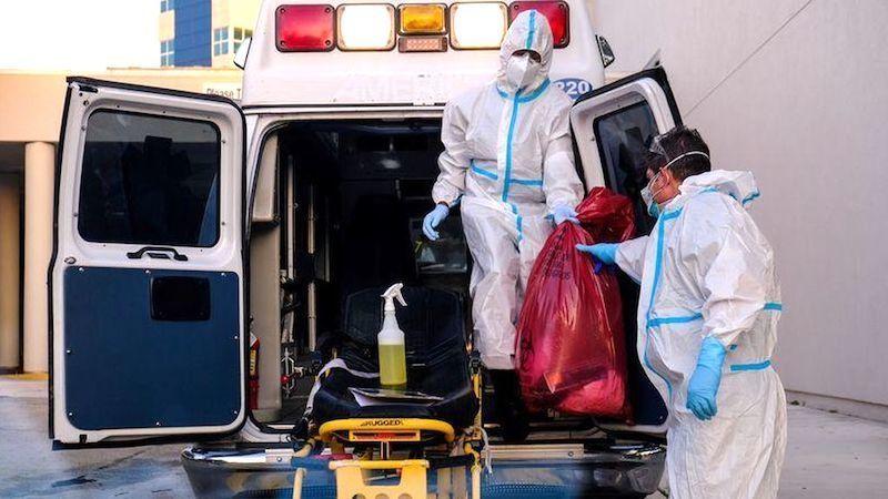 La pandemia de la covid-19 deja casi 17.000 muertos en el último día, segunda cifra más alta