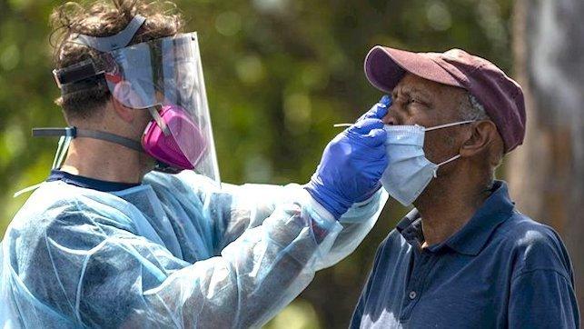 La pandemia de coronavirus deja más de 500.000 casos y de 9.000 muertos en el último día