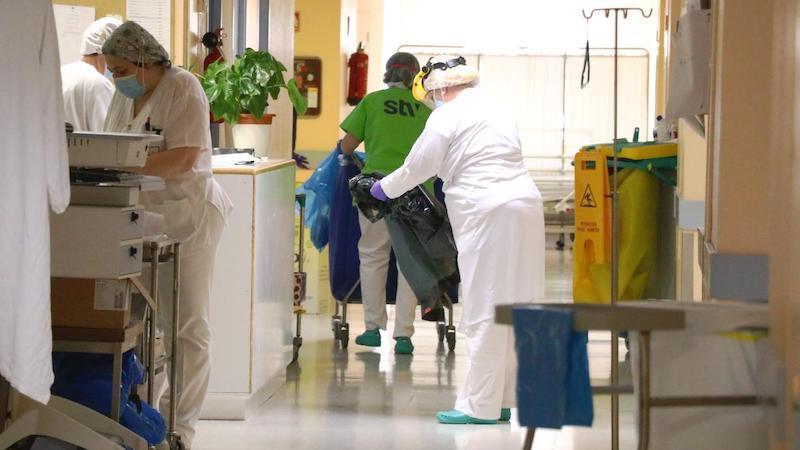 Castilla-La Mancha suma 28 fallecidos y 1.409 nuevos casos de coronavirus en 24 horas