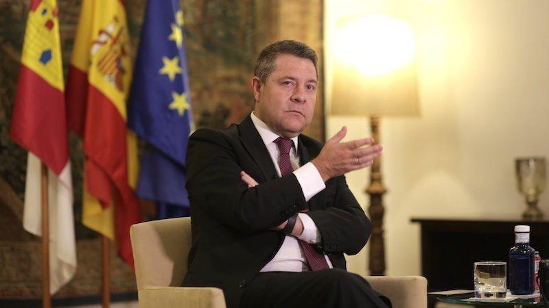 García-Page: entiendo a Sanidad, ir al Congreso es casi un suplicio para el Gobierno
