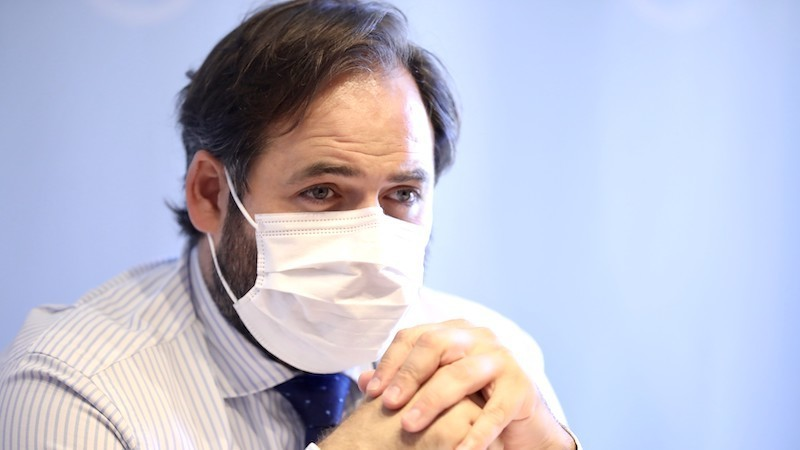 PP pide al pleno de las Cortes aprobar medidas contra la pandemia de coronavirus