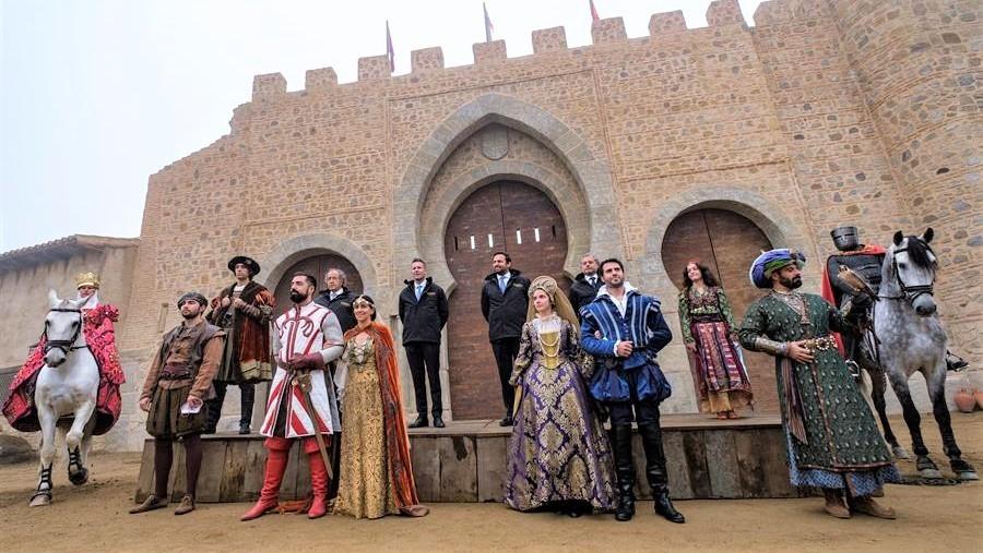 Puy du Fou inicia la búsqueda de 200 actores, bailarines, acróbatas y jinetes