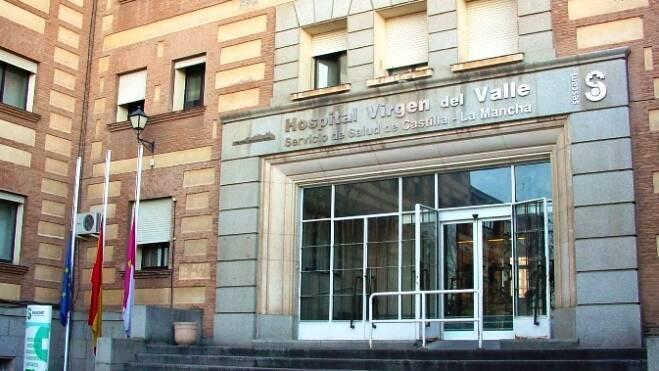 Muere un hombre al caer por una de las ventanas del Hospital del Valle de Toledo