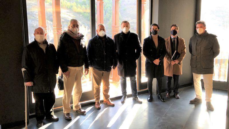 Culminada la obra de rehabilitación de las Casas Colgadas de Cuenca