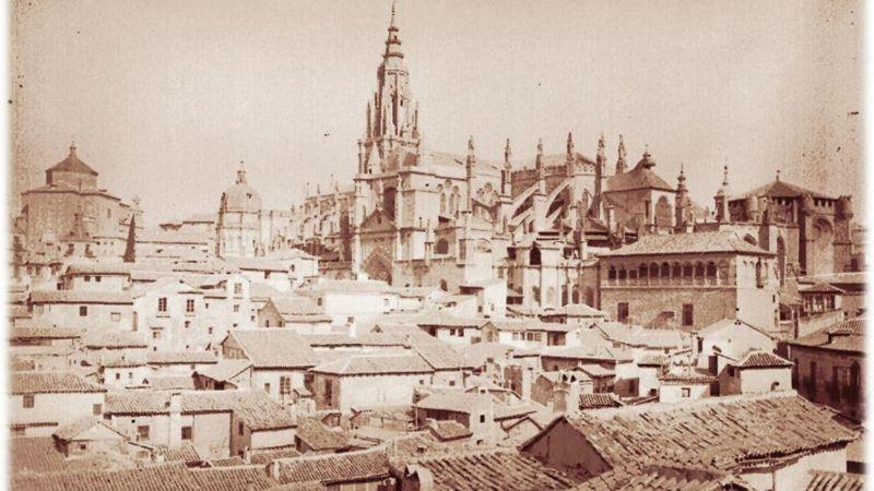 Exposición virtual de fotos antiguas destaca la relación de Galdós con Toledo