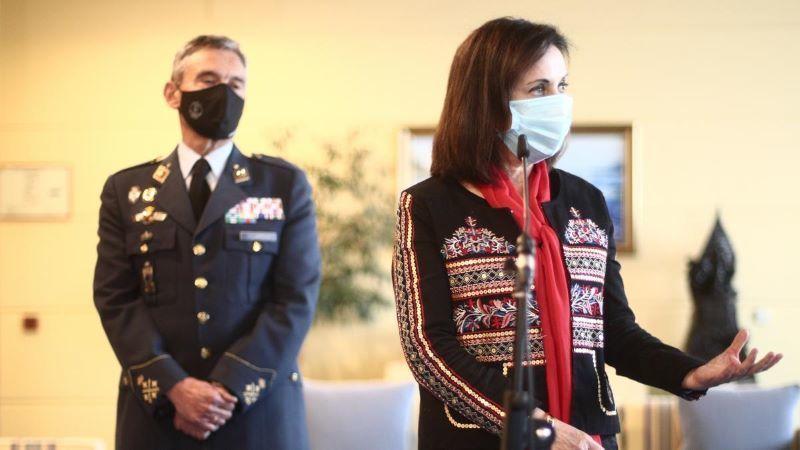 Dimite el JEMAD tras vacunarse del coronavirus antes de lo que fijaban los protocolos