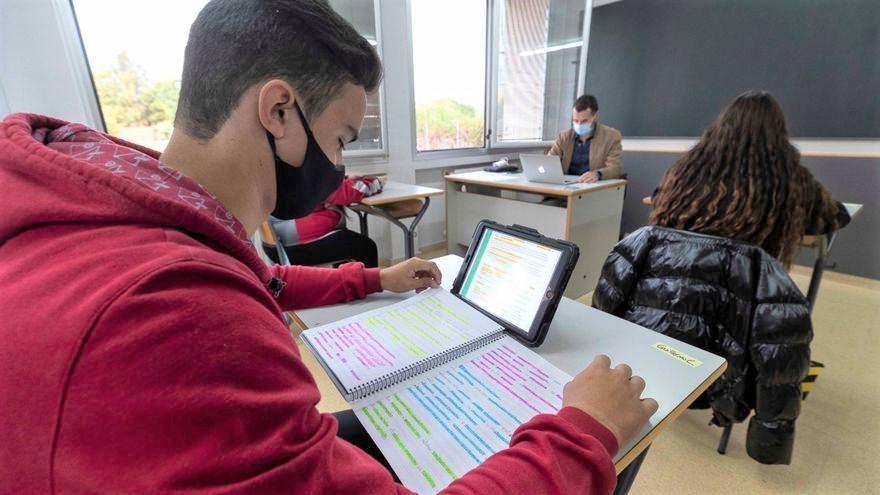 Las clases presenciales se retoman este martes en 41 centros de la provincia de Toledo