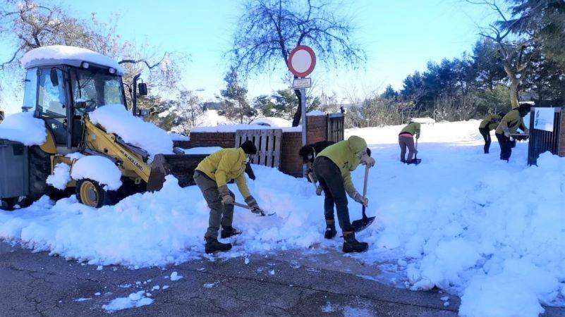 Ayuntamiento de Tarancón cifra en 3 millones de euros los daños por el temporal