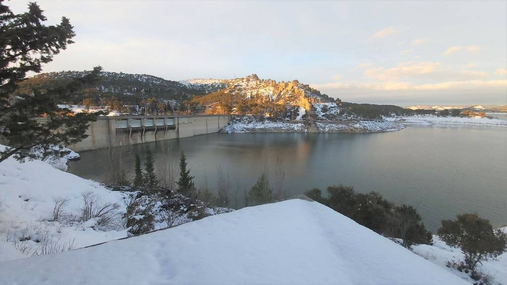 La cabecera del río Tajo gana 1,85 hm3 esta semana y está al 24,61% de su capacidad