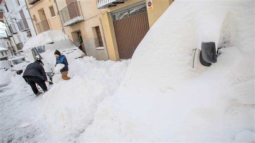 El ascenso térmico altera la circulación atmosférica y acentúa los fenómenos extremos