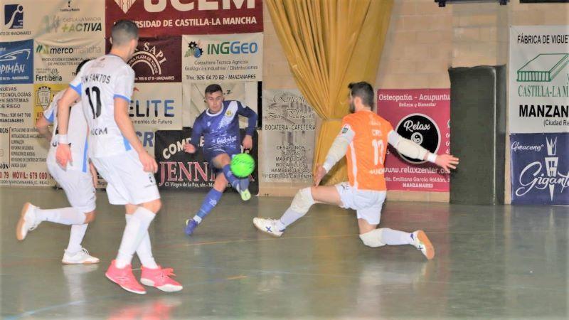 El Valdepeñas se impone al Manzanares y pasa a la final de la 'Copa JCCM' (2-3)