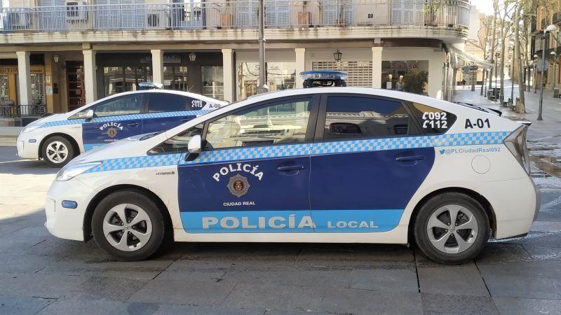 Detienen en Ciudad Real a un hombre por amenazar a una mujer en plena calle