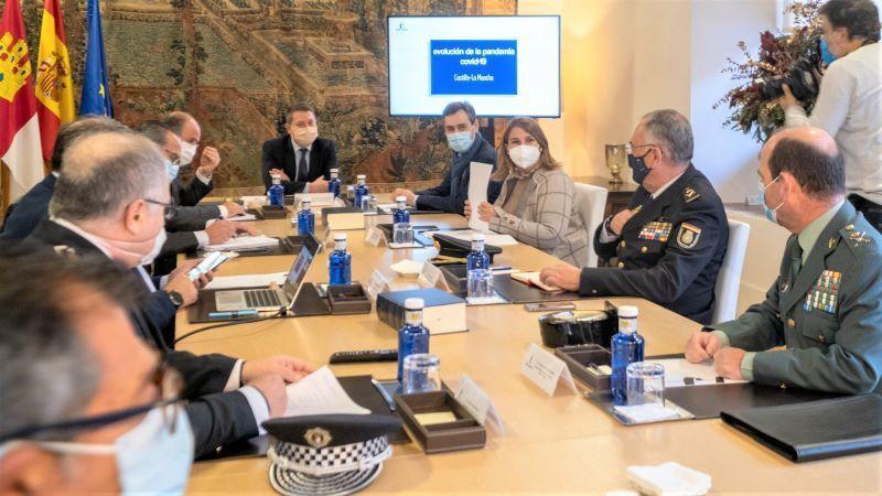 Preparado el dispositivo de las Fuerzas de Seguridad para cumplir las restricciones