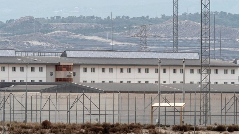Fallece una interna de una prisión de 48 años aplastada por la puerta de su celda