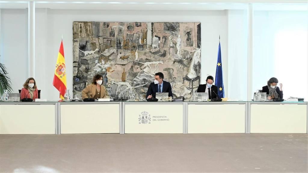 El Gobierno declara la zona catastrófica para los territorios afectados por el temporal