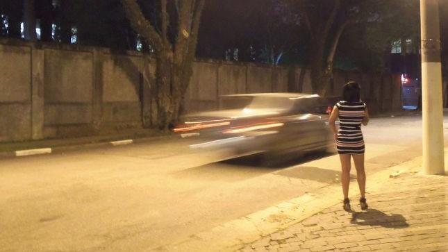 Desaparece una joven de 19 años que ejercía la prostitución después de subir en un coche