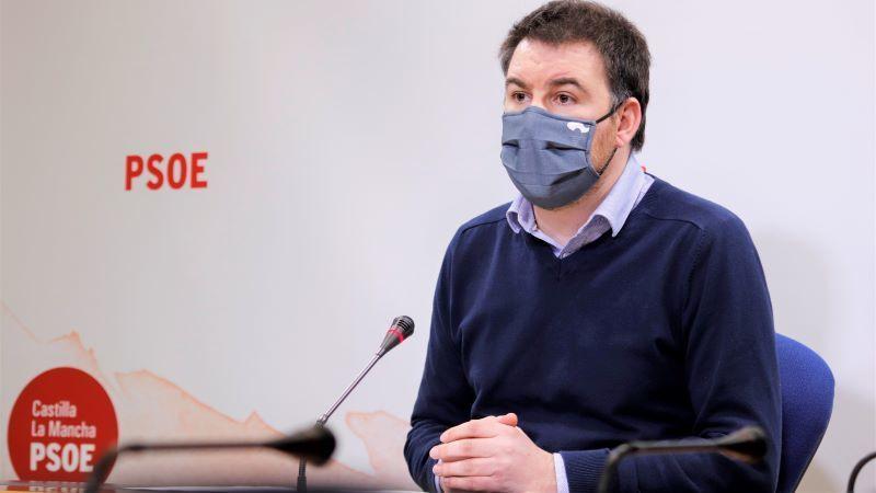 PSOE recuerda al PP que CLM es la que más recursos destina contra el coronavirus