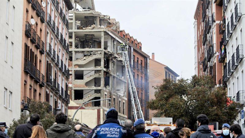 Uno de los cuatro muertos en la explosión de Madrid, vecino de La Puebla de Almoradiel