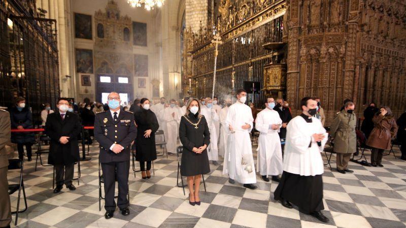 Ayuntamiento de Toledo colaborará el VIII Centenario de la construcción de la Catedral