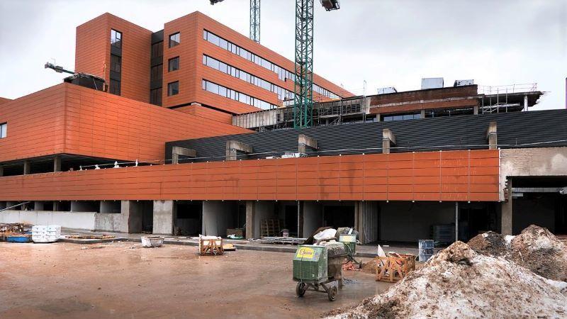 Publicada la contratación del equipamiento de los quirófanos del nuevo Hospital de Guadalajara