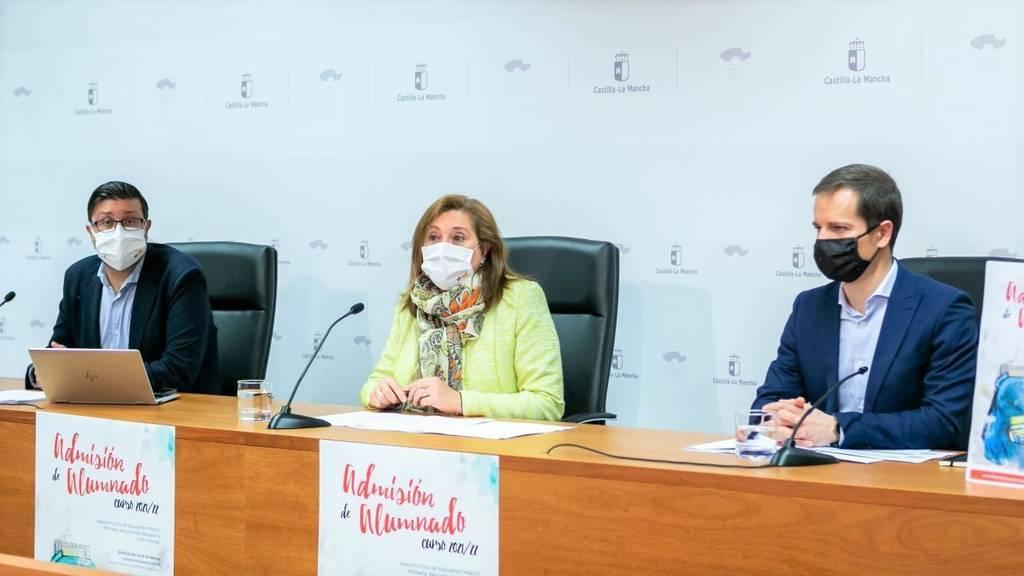 La oferta educativa en Castilla- La Mancha el próximo curso escolar es de 111.206 plazas