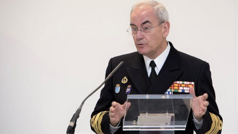El Gobierno nombra nuevo JEMAD al actual jefe de la Armada, Teodoro López Calderón