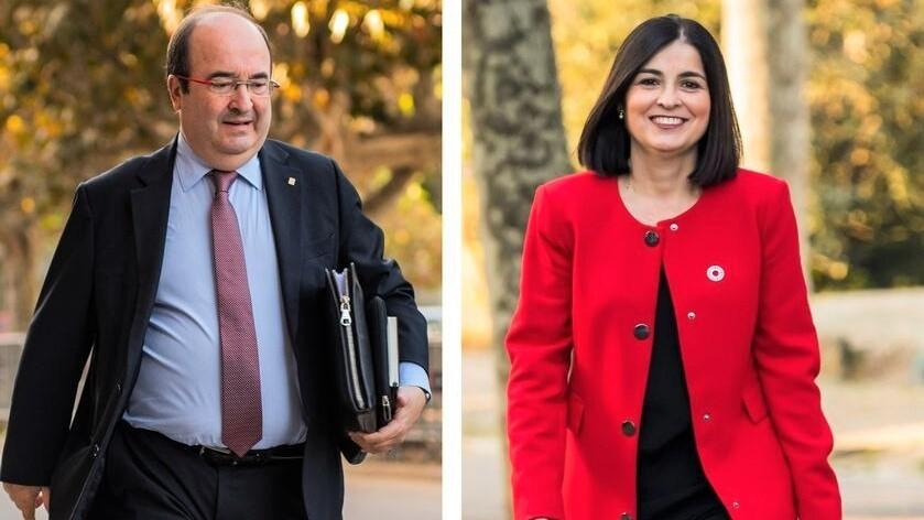 Darias releva a Illa en Sanidad e Iceta será el nuevo ministro de Política Territorial