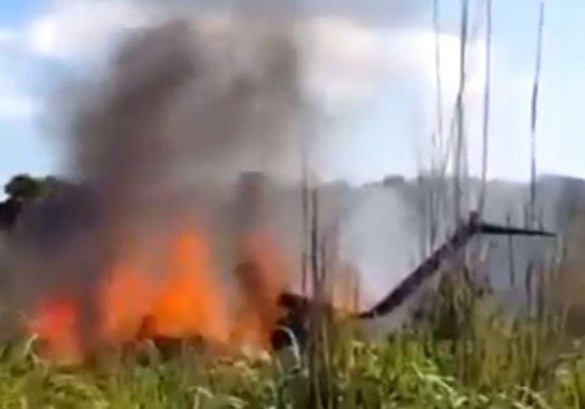 VÍDEO: Mueren cuatro jóvenes futbolistas tras estrellarse el avión en el que viajaban