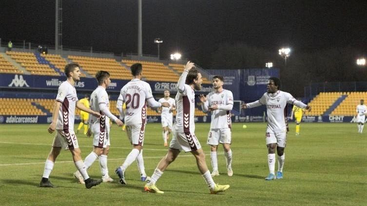 El Albacete Balompié encadena su mejor racha al sumar 10 puntos de 12 en juego