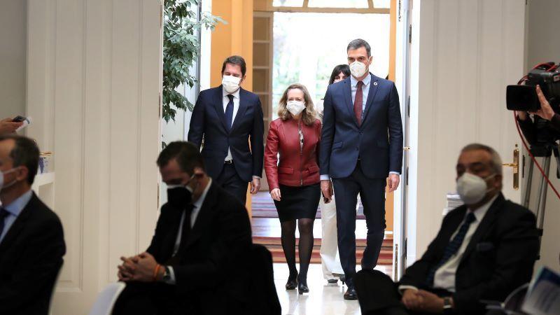 Sánchez anuncia 11.000 millones hasta 2023 en nuevos planes de digitalización