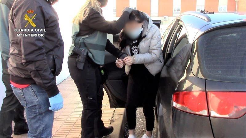 Ocho detenidos por robar en domicilios en Toledo, de noche y con gente dentro
