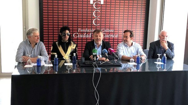 'I want U back' intentará revivir en Cuenca un concierto de Michael Jackson