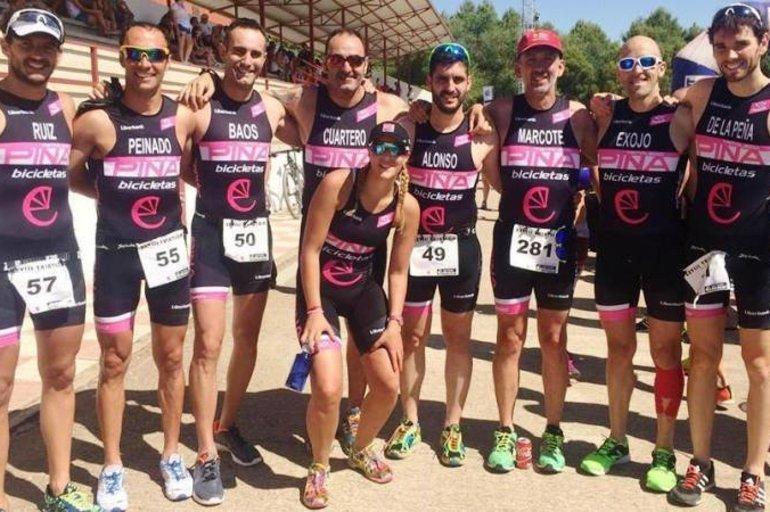 4164f737b52 El Pina-Tritoledo competirá en el nacional de triatlón en Banyoles