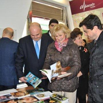 La c mara de comercio de albacete reducida a dos trabajadores for Oficina de turismo albacete