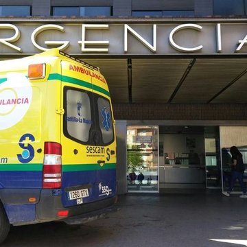 ambulancia, urgencias, emergencias, hospital