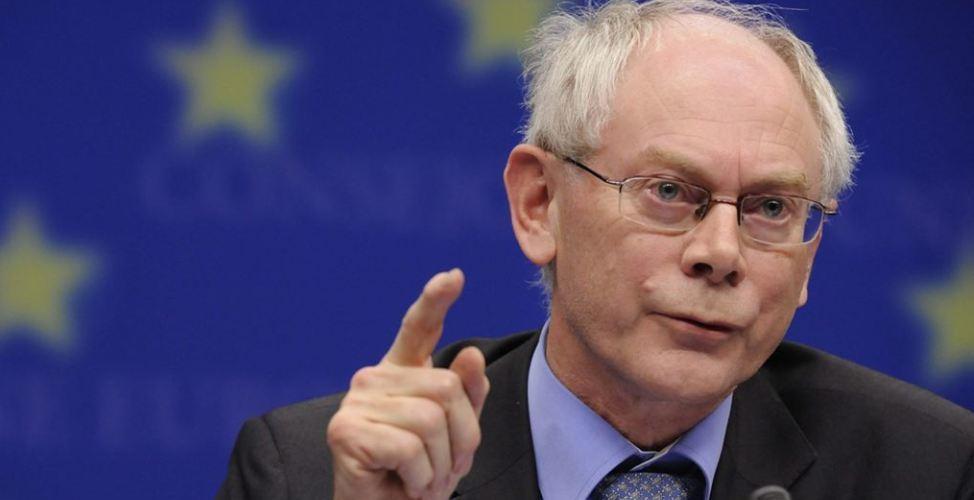 La ue abandona a castilla la mancha for Presidente del consejo europeo