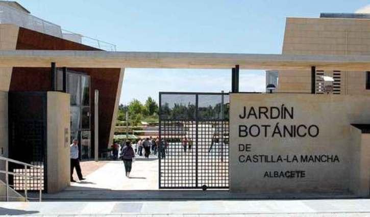 El jard n bot nico de clm premiado por la sociedad de for Amigos del jardin botanico