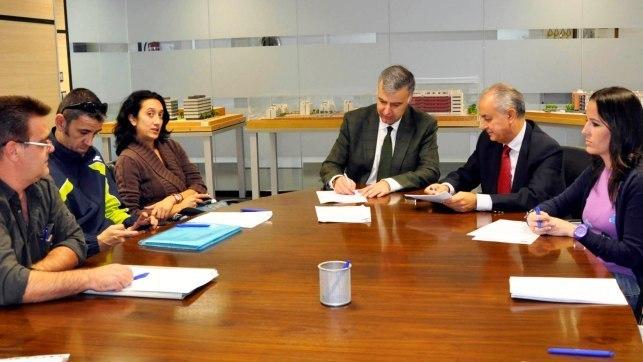 Firmados los primeros contratos de viviendas de alquiler for Viviendas en ciudad real