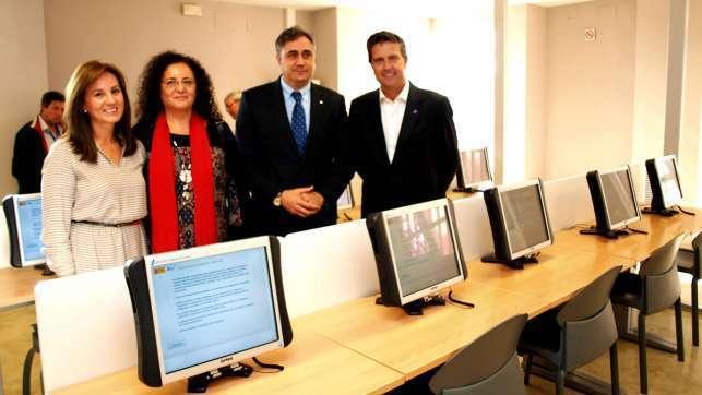Cuenca implanta un programa de ordenador para el examen - Jefatura provincial de trafico de albacete ...