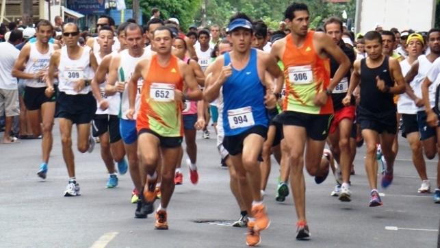Circuito Carreras Populares Cuenca : Comienza en san lorenzo el xii circuito de carreras