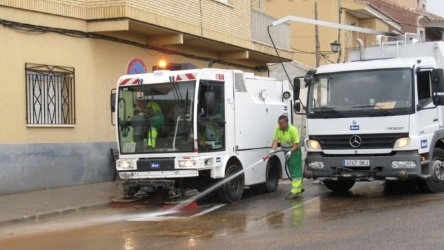La adjudicataria del contrato de limpieza en toledo for Empresas de limpieza en toledo